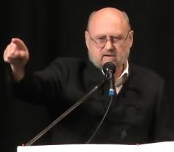 Rácz Szabó László beszéde a rajtnál