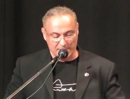 Zetényi-Csukás Ferenc beszéde a rajtnál