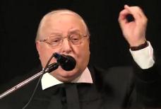 Drábik János beszéde a rajtnál